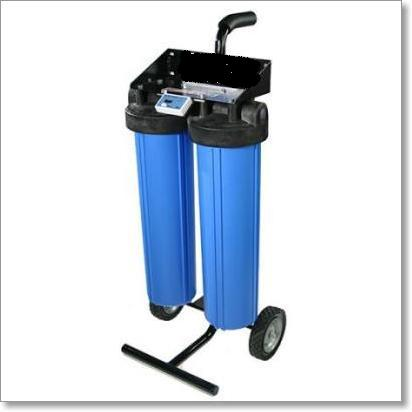 portable water filter system. Portable DI Water System Filter L